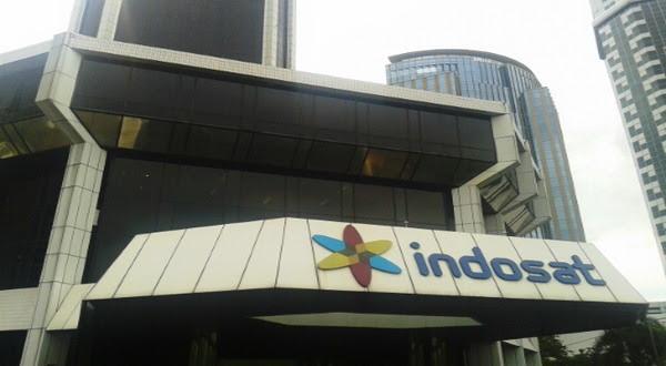 Gedung kantor Indosat Pusat (foto: Okezone)