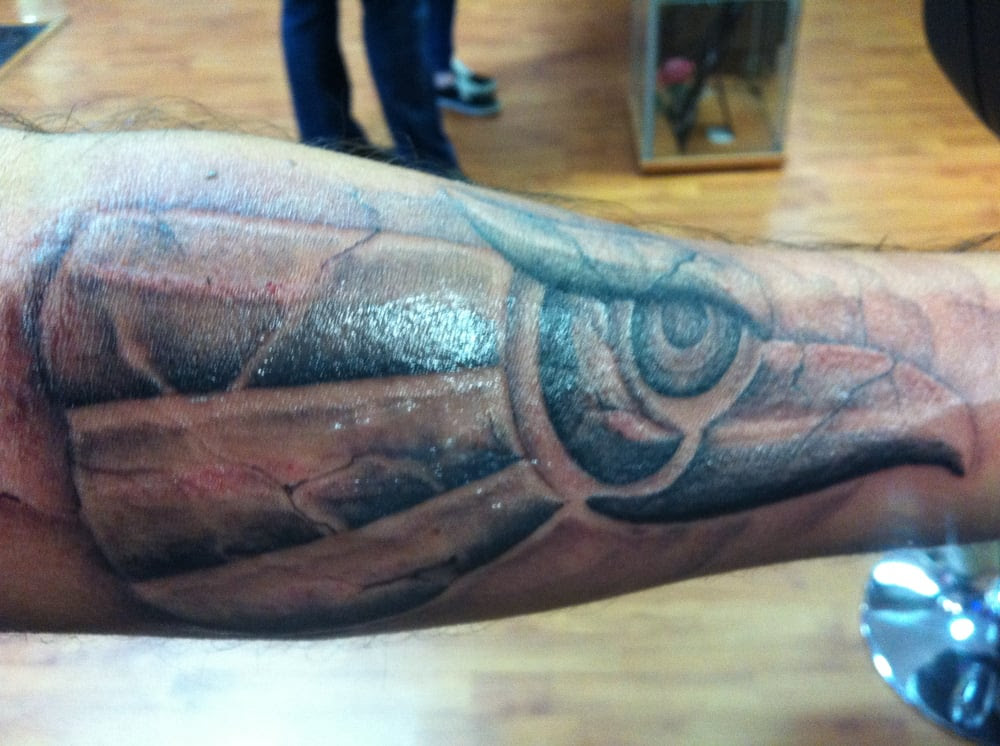 Hecho En Mexico Logo Tattoo Traffic Club