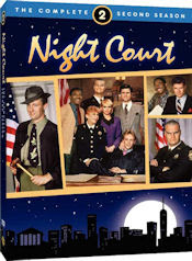 Night Court - The Complete Second Season