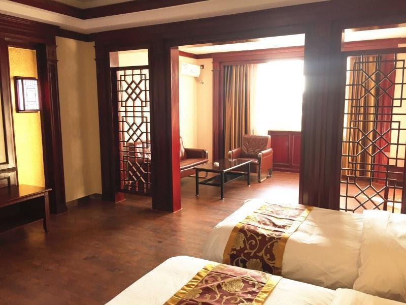 Review GreenTree Alliance Wuwei Commercial Pedestrian Street Hotel
