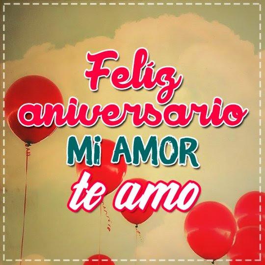 Frases De Feliz Aniversario Para El Amor De Mi Vida Feliz Aniversario