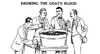 Drinking the Goats Blood, Masonry, Freemasonry, Freemasonry, Masonic Lodge