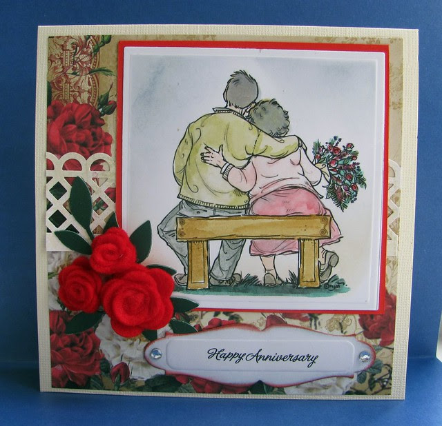Anniversay card