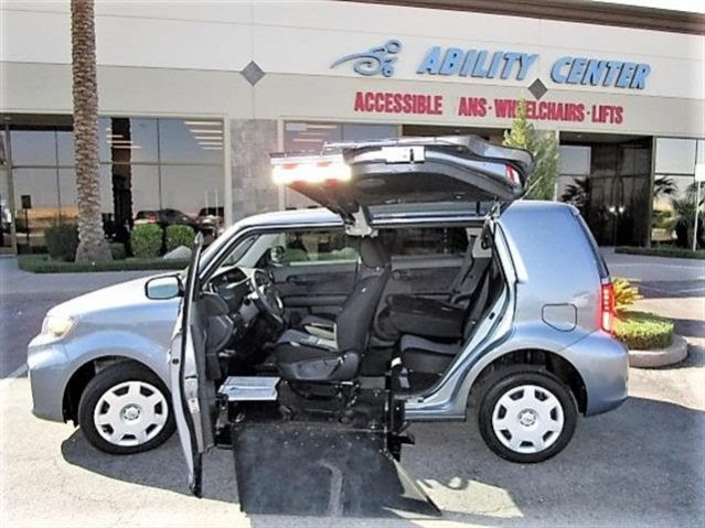 Options For Wheelchair Vehicles New Vs Used