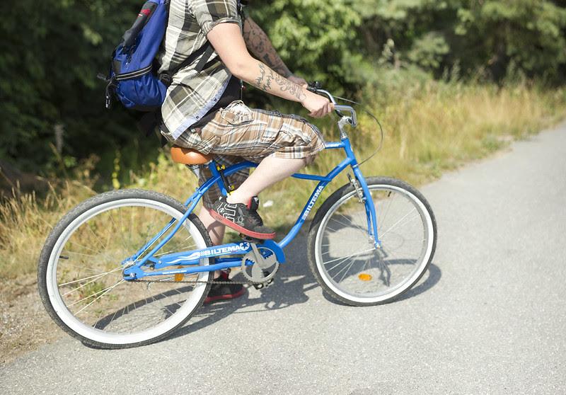 The Headless Cyclist