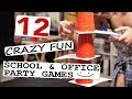 Games Ideas For Office Party