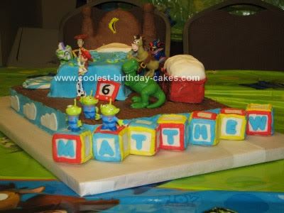 Story Birthday Cake On Coolest Toy Idea 50 21472179 Jpg