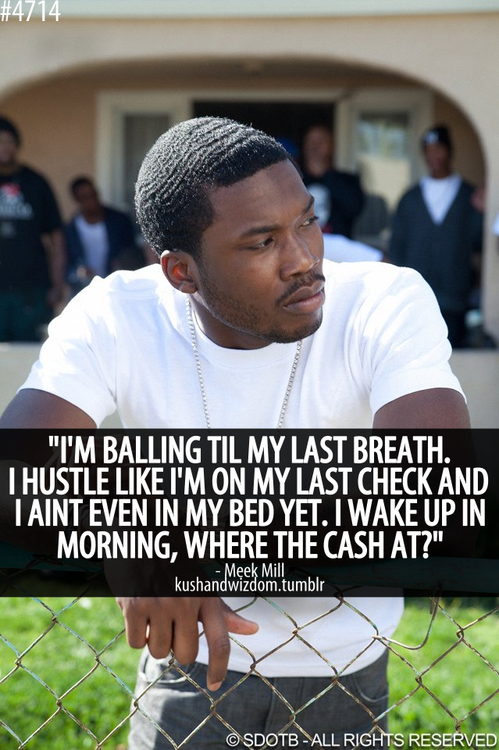 Best 50 Meek Mill Quotes About Love Soaknowledge