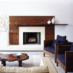 Fireplace and Mantel Ideas