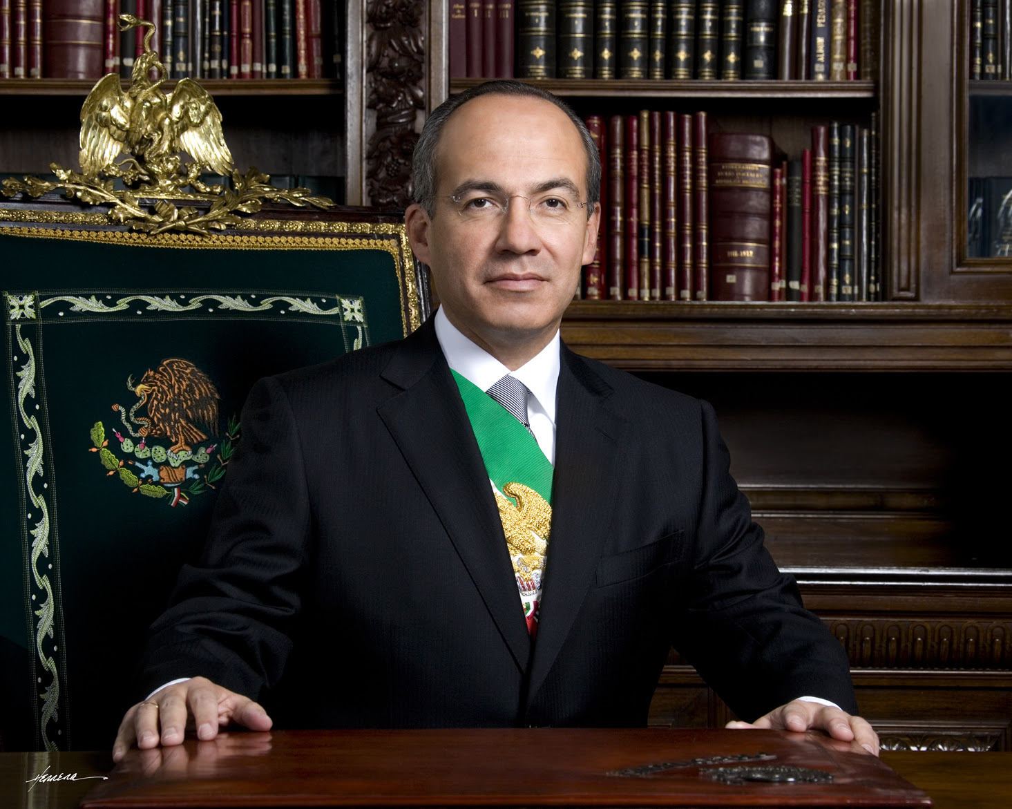 Image result for president calderon mexico images