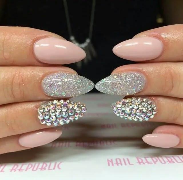 New Acrylic Nail Design Trend for Long Nails | nail art easy