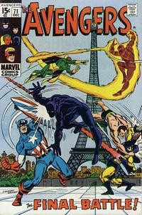 Avengers vs The Invaders