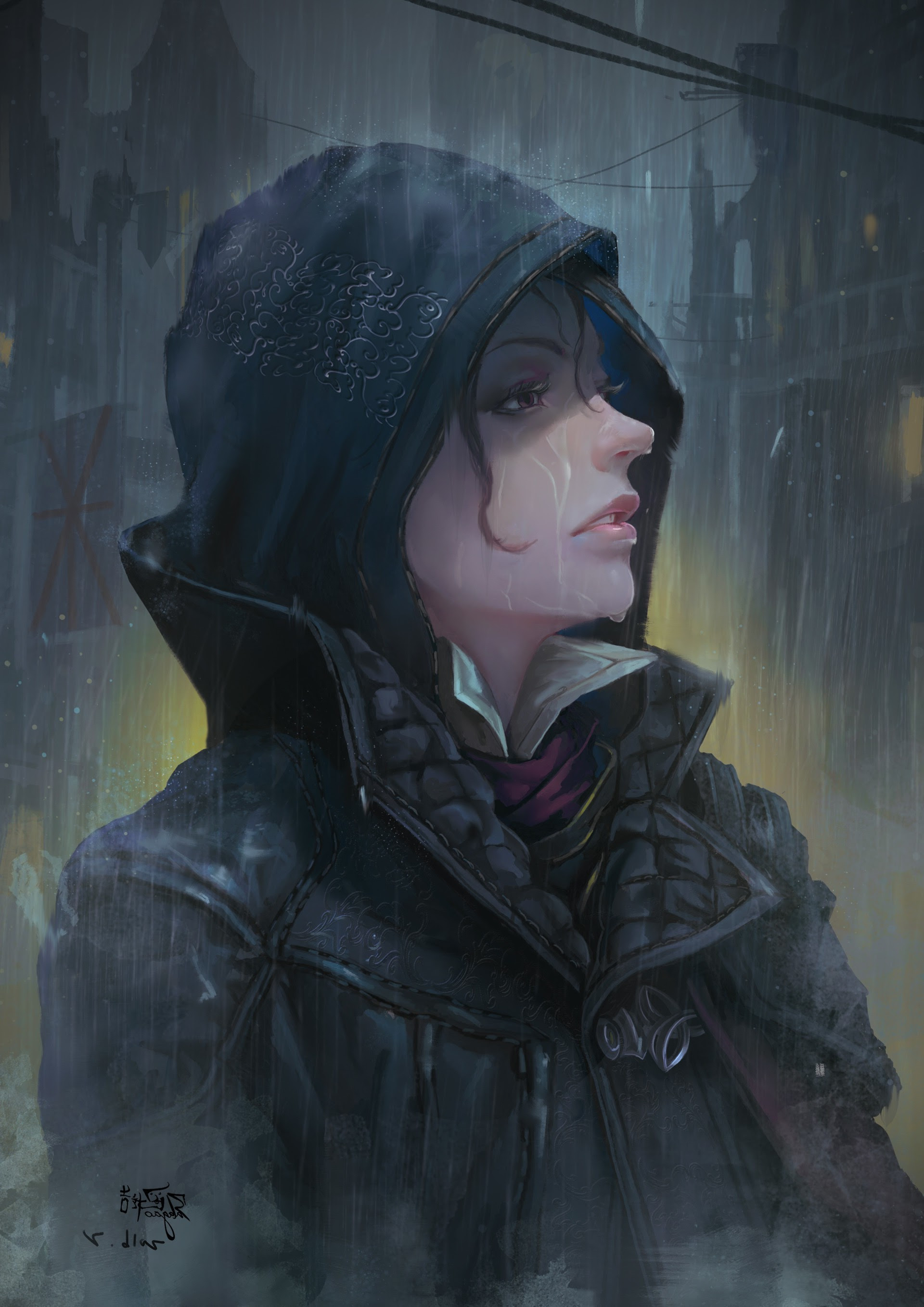 Evie Frye Video Game Girls Assassins Creed Syndicate Wallpapers