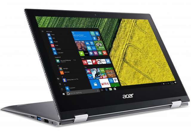 Acer Spin 1 2-in-1 Windows 10 Laptop with Full-HD Touch Display Announced