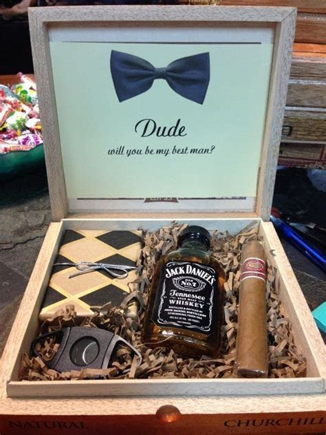 How to ask your #groomsmen   Boys night in   CHWV   I Do