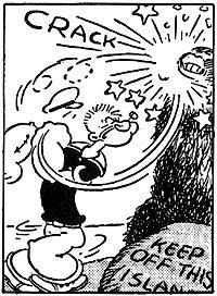 Popeye panel