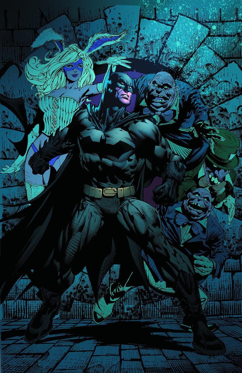 David Finch Batman Dark Knight 8 Cover