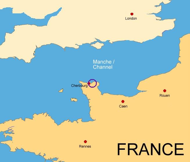 Mers Océans Géographie