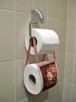 Porta papel higienico