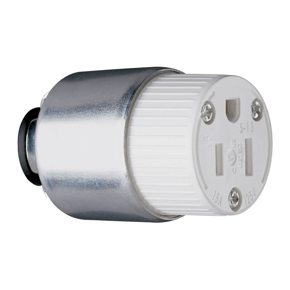 Voltec Angle Molded Rv Adapter  50a Receptacle To 30a Plug