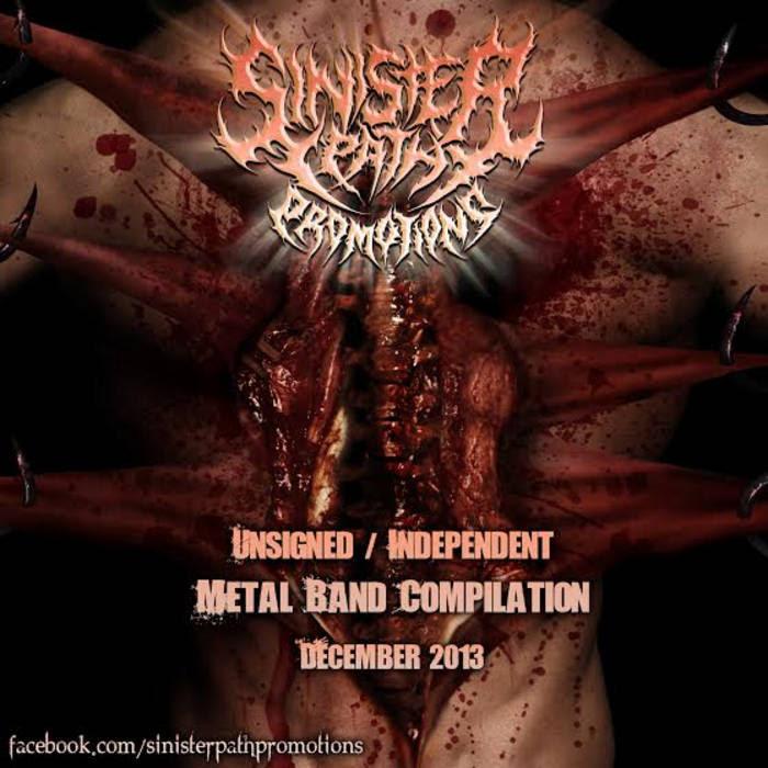 Unsigned / Independent Metal Band Compilation December 2013 cover art