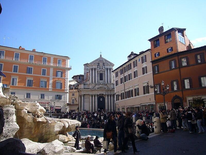 File:Trevi - piazza di Trevi e ss Vincenzo e Anastasio 1110900.JPG