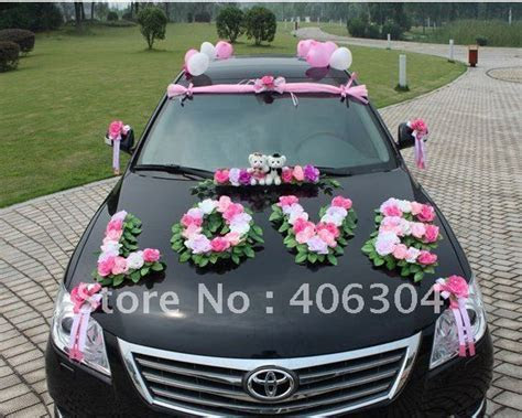 147 best Wedding car decoration images on Pinterest