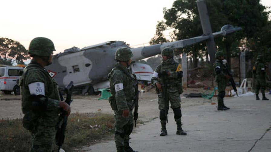 Image result for mexico earthquake helicopter crash