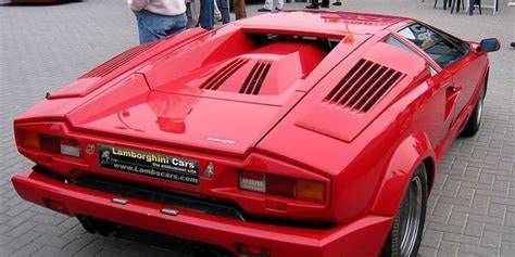 The Lamborghini Countach line up at LamboCARS.com