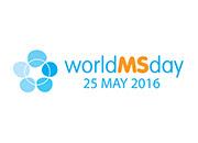 World MS Day, 25 May 2016 - Logo