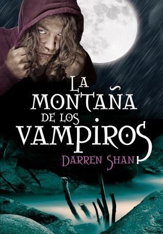 La Montaña de los Vampiros (La Saga de Darren Shan, #4)
