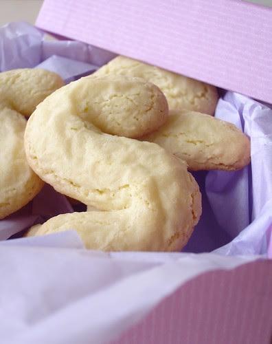 Venetian biscuits