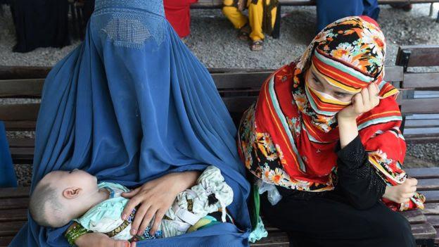 Milhões de afegãos já foram obrigados a deixar o país