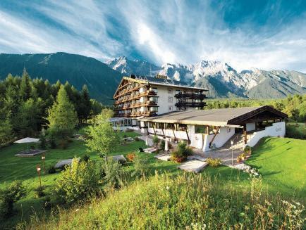 Promo Kaysers Tirolresort – Wohlfühlhotel für Erwachsene