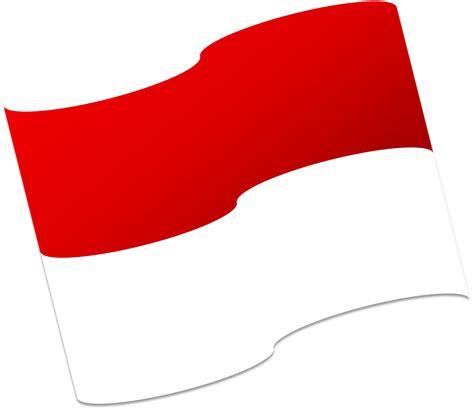 animasi bendera indonesia berkibar terlengkap