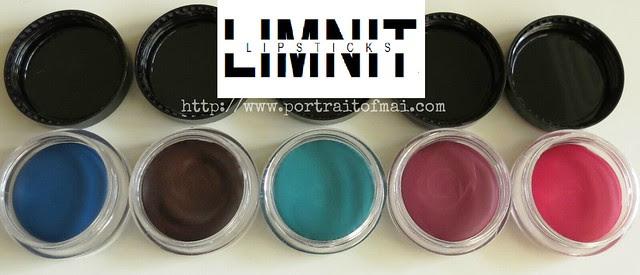 limnit lipsticks