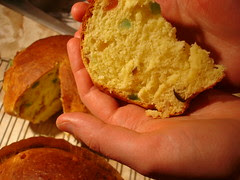 Panettone with Mexican Candied Fruit II