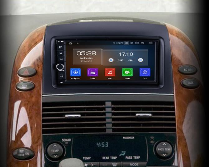 2004 2010 Toyota Sienna Car Radio Installation Seicane