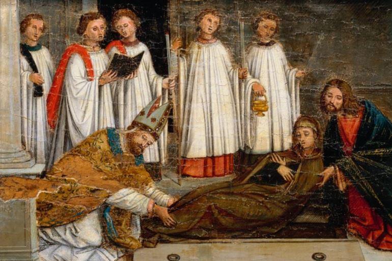 Comment s'est développé le culte des saints guérisseurs dans l'Eglise catholique?