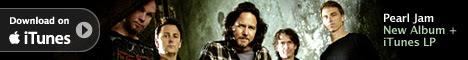 Pearl Jam on iTunes