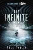 Book Cover Image. Title: The Infinite Sea (Fifth Wave Series #2), Author: Rick Yancey
