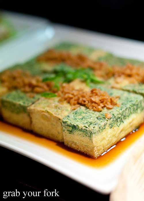 tofu custard