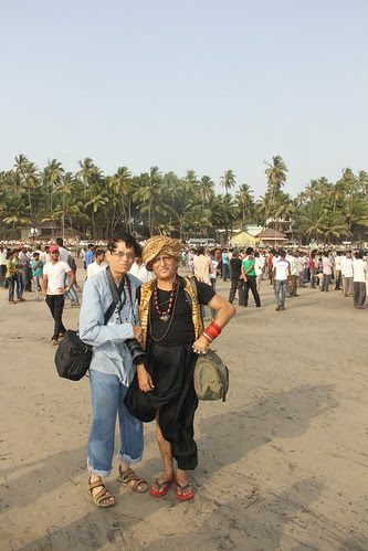 Me And My Guru Shreekant Malushte at Murud Janjira by firoze shakir photographerno1