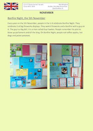 Blog Of November