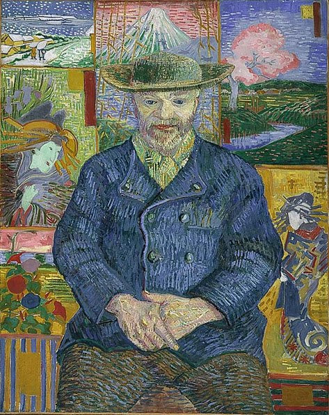 Ficheiro:Van Gogh - Portrait of Pere Tanguy 1887-8.JPG