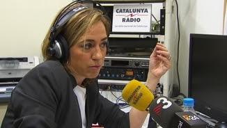 """Carme Chacón, aquest dimecres, a """"El matí de Catalunya Ràdio"""""""