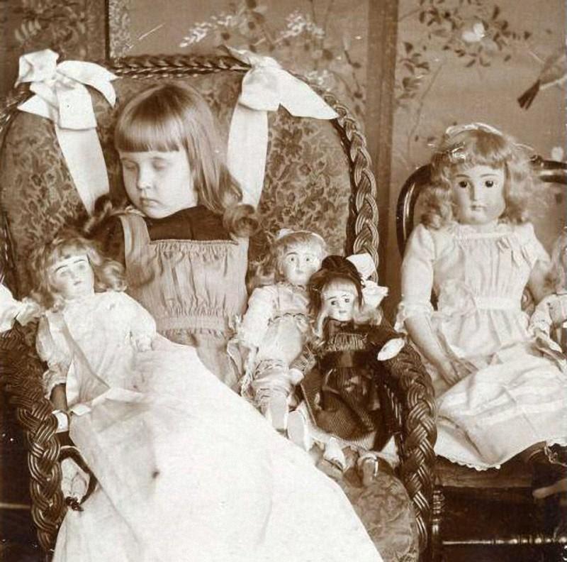 From1800s15 Посмертные портреты времен королевы Виктории