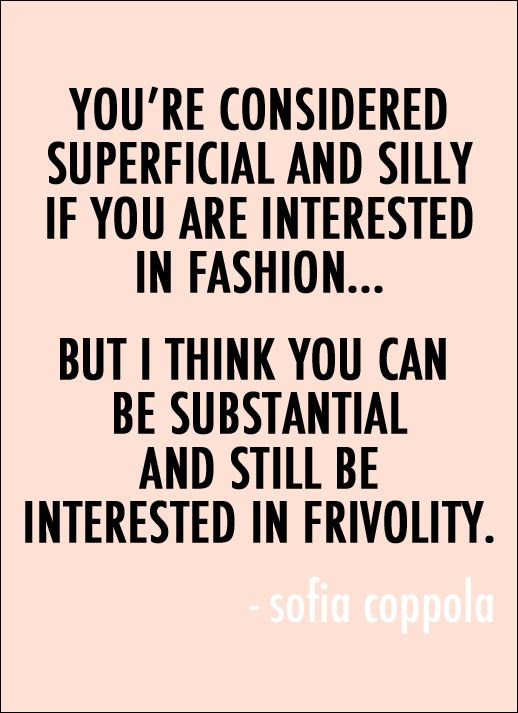 Le Fashion Blog Sofia Coppola Fashion Quote You're Considered Superficial Silly If You Are Interested In Fashion But but I think you can be substantial and still be interested in frivolity photo Le-Fashion-Blog-Sofia-Coppola-Fashion-Quote-Youre-Considered-Superficial-Silly-If-You-Are-Interested-In-Fashion.jpg