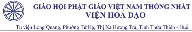 Vien Hoa Dao - Hue