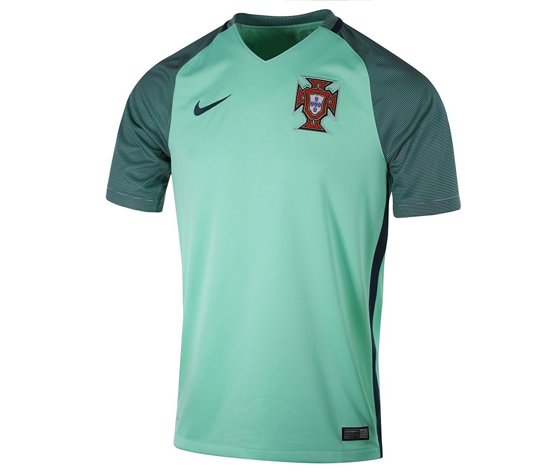 Nike Portugal Men's National Team Soccer Jersey 2016 Euro | eBay